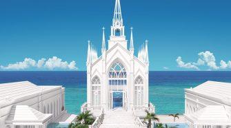 沖繩婚禮教堂